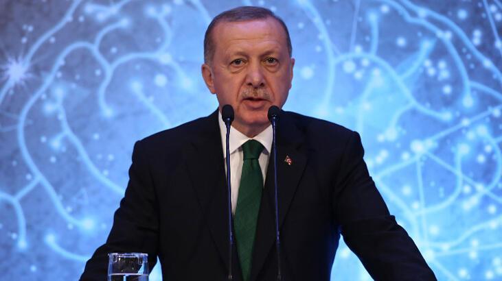 Cumhurbaşkanı Erdoğan'dan 17. yıl mesajı