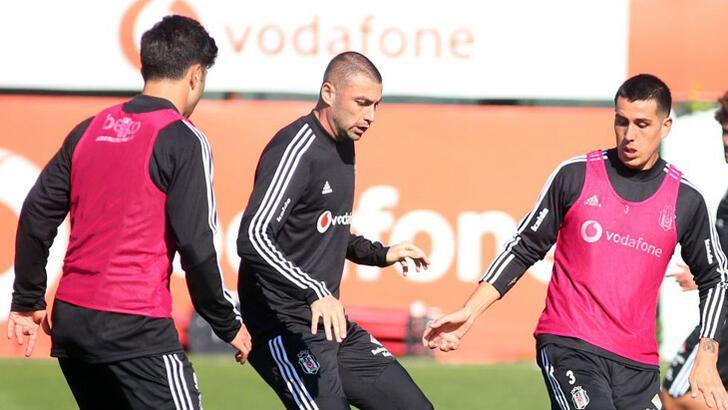 Beşiktaş'ta rota Braga