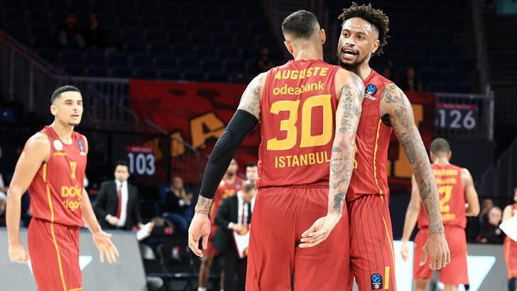 Galatasaray Doğa Sigorta'nın konuğu Dolomiti Energia