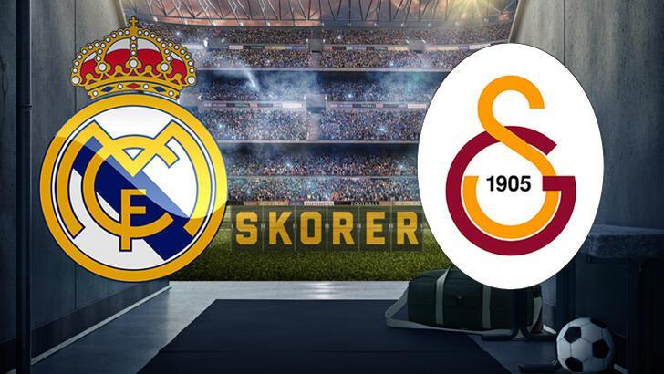 Real Madrid-Galatasaray maçı ne zaman saat kaçta hangi kanalda? (Şampiyonlar Ligi A grubu)