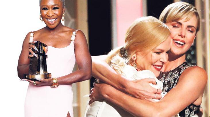 Hollywood Ödülleri'ne yıldız yağmuru...