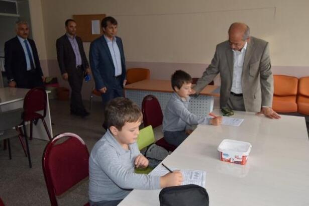 Orhangazi İlçe Milli Eğitim Müdürü Karatosun'dan okul ziyaretleri