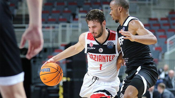 VEF Riga: 81 - Gaziantep Basketbol: 85