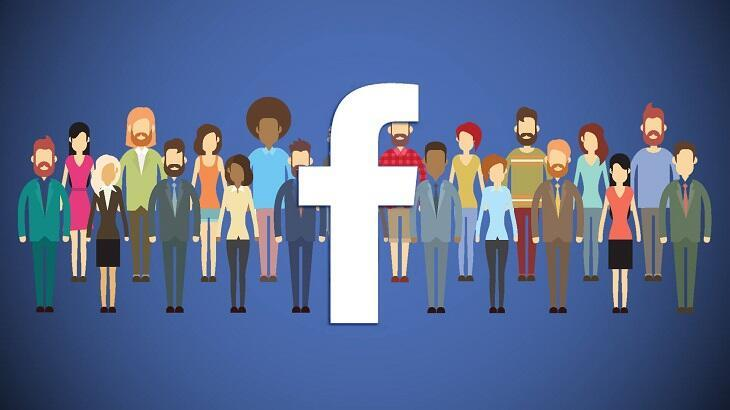 Facebook'tan yeni logo!