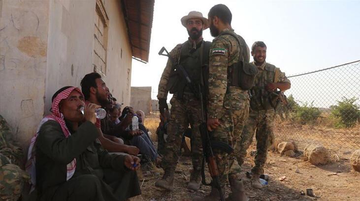 Suriye Milli Ordusu'nun şehit sayısı 144'e yükseldi