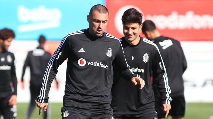 Beşiktaş'ın Braga kadrosu belli oldu! 6 eksik...