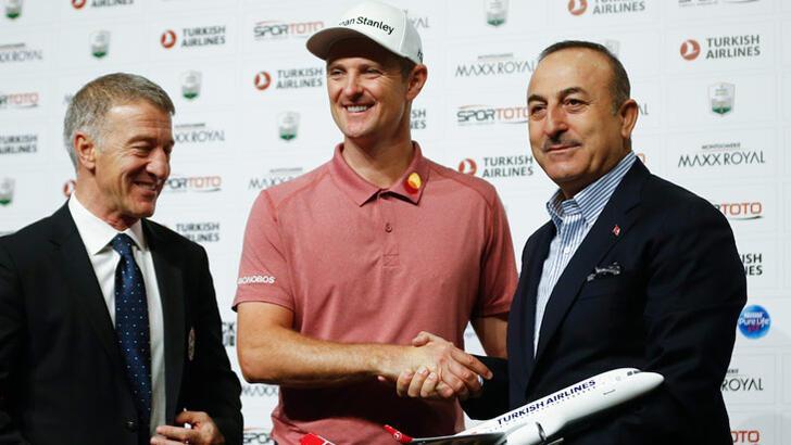 Bakan Çavuşoğlu: Antalya dünyada önemli golf merkezi