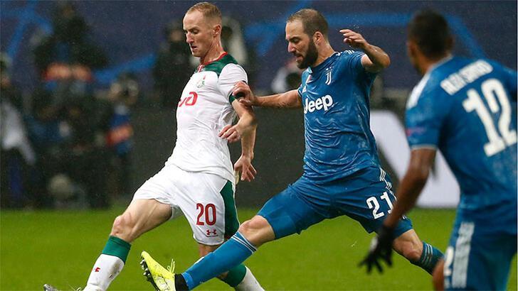 Lokomotiv Moskova - Juventus: 1-2