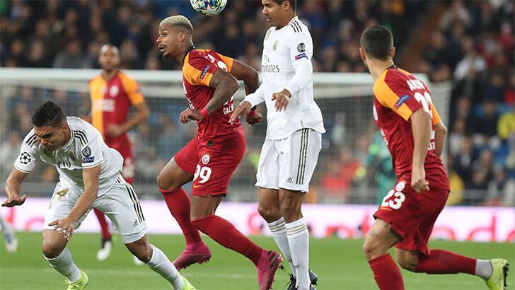 Galatasaray Şampiyonlar Ligi tarihine geçti