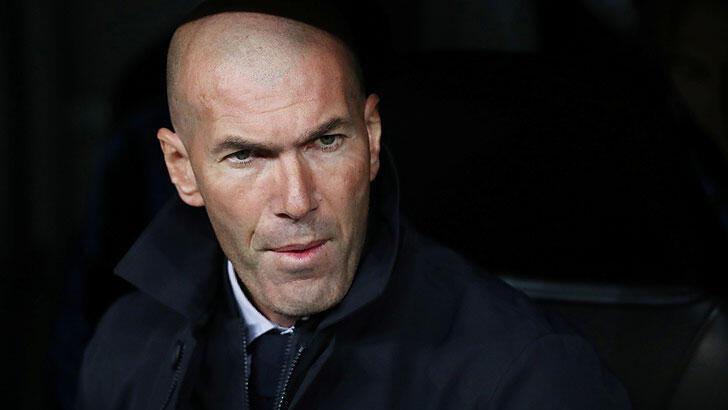 Zinedine Zidane: Dört dörtlük maç çıkardık