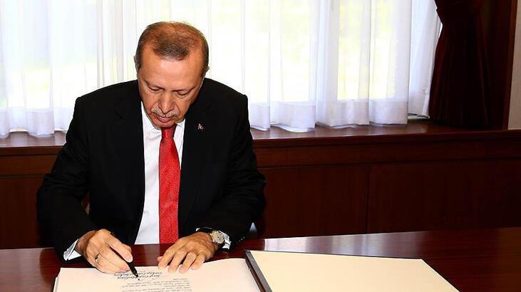 """Cumhurbaşkanı Erdoğan, 11 Kasım'ı """"Milli Ağaçlandırma Günü"""" ilan etti"""