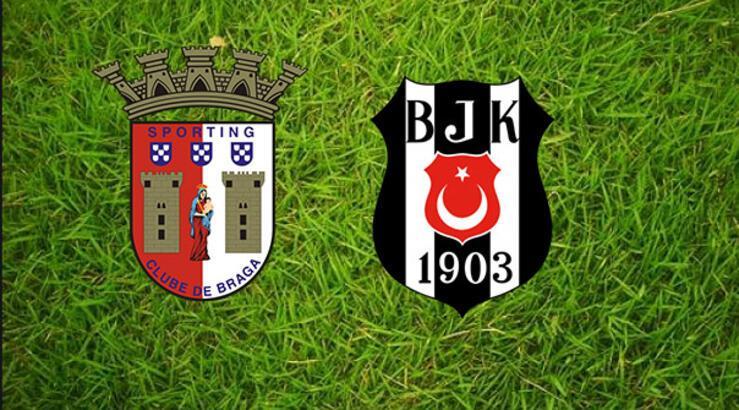 Braga-Beşiktaş UEFA Avrupa Ligi maçı saat kaçta hangi kanalda?