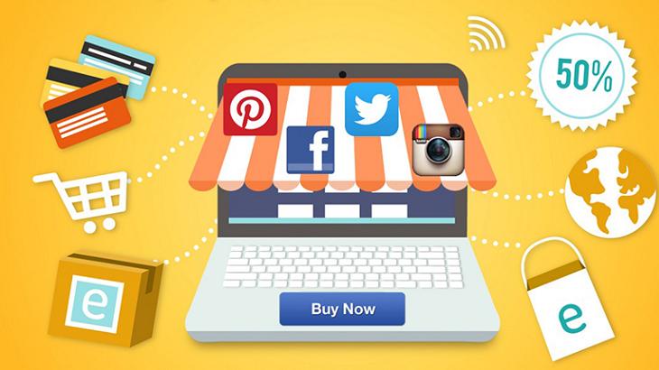 Sosyal medya üzerinde yapılan ticaret arttı!