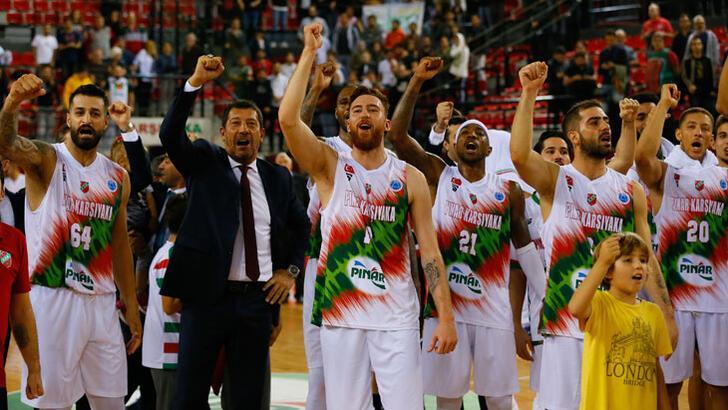 FIBA Erkekler Avrupa Kupası'nda temsilcilerimiz tam gaz