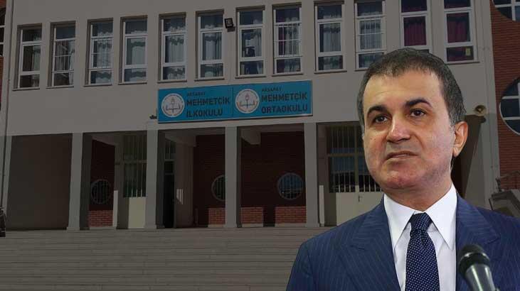 Okulda skandal iddia! AK Parti Sözcüsü Çelik'ten açıklama geldi