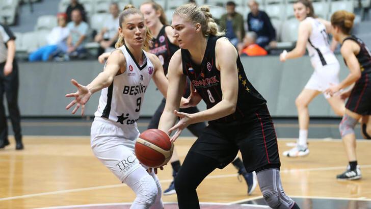 Beşiktaş TRC İnşaat  - Spartak Moskova Region: 102-95
