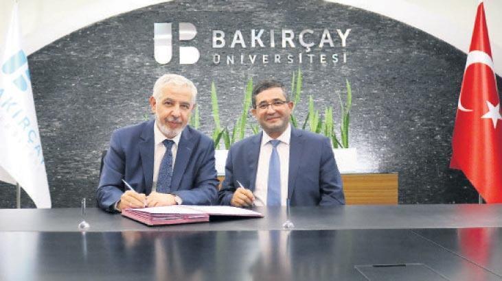 Bakırçay ile Türk Telekom'dan protokol