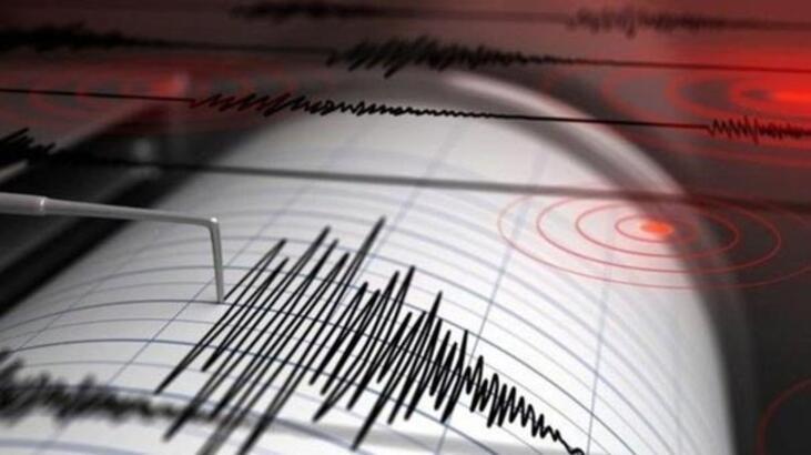 Endonezya'da 5,4 büyüklüğünde deprem