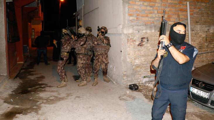 DEAŞ ve El Kaide operasyonu! Gözaltılar var...