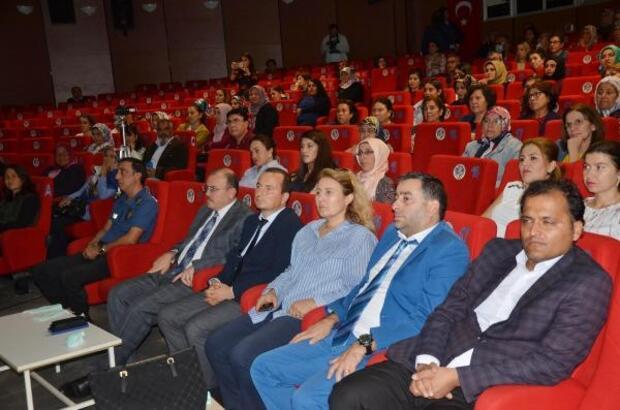 Mut'ta kadınlara 'Kooperatifçilik'eğitimiverildi
