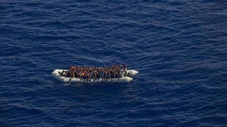 '60 bin çocuk yanında kimsesi olmadan İtalya'ya ulaştı'