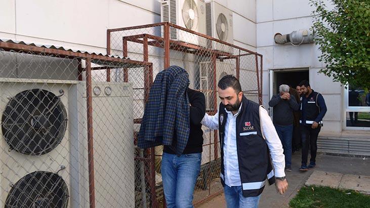 Adıyaman merkezli FETÖ operasyonu: 2 tutuklama