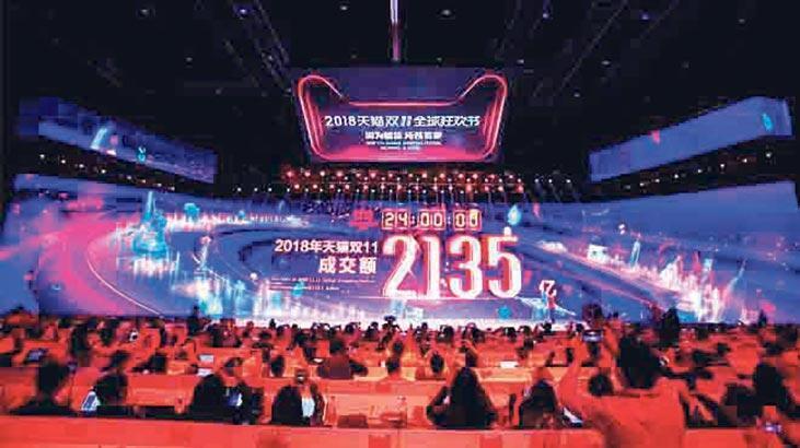 Alibaba, Bekarlar Günü'nü bekliyor