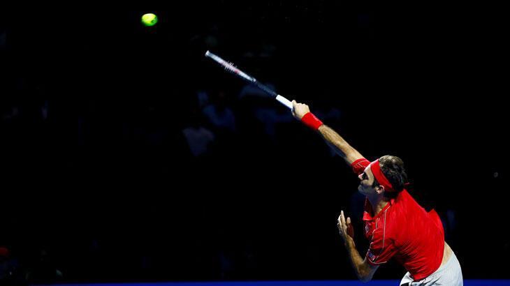 Erkek tenisinin en iyileri Londra'da