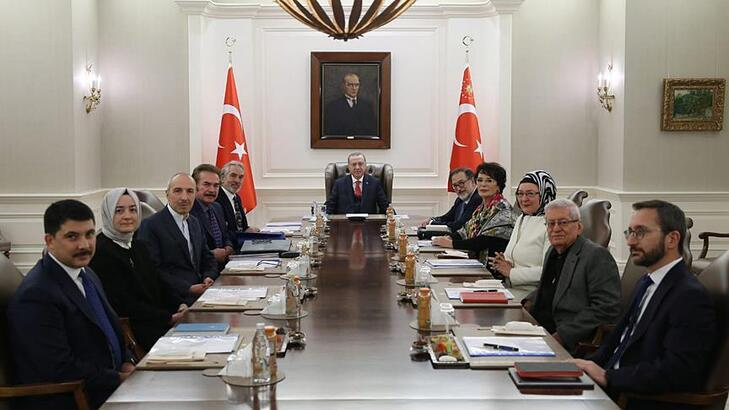 Cumhurbaşkanlığı Kültür ve Sanat Politikaları Kurulu Eskişehir'de toplanıyor