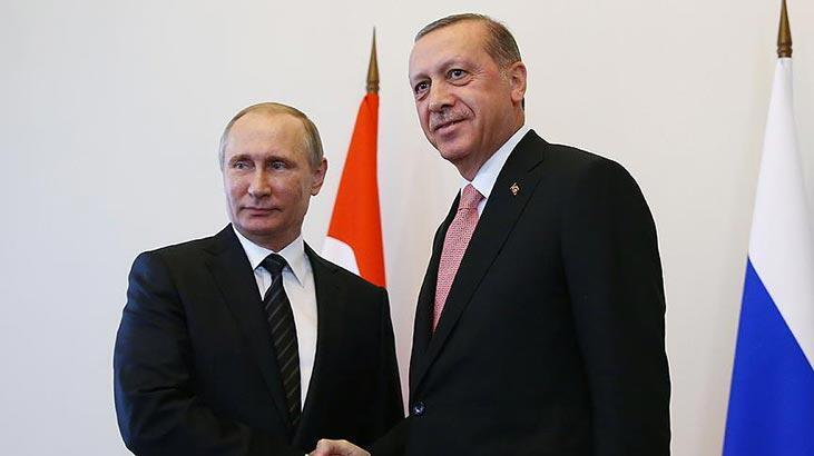 Son dakika | Cumhurbaşkanı Erdoğan Putin'le görüştü