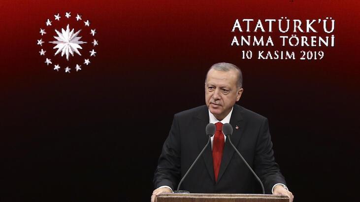 Cumhurbaşkanı Erdoğan'dan 'Osmanlı' tepkisi: Hepsi yalan!
