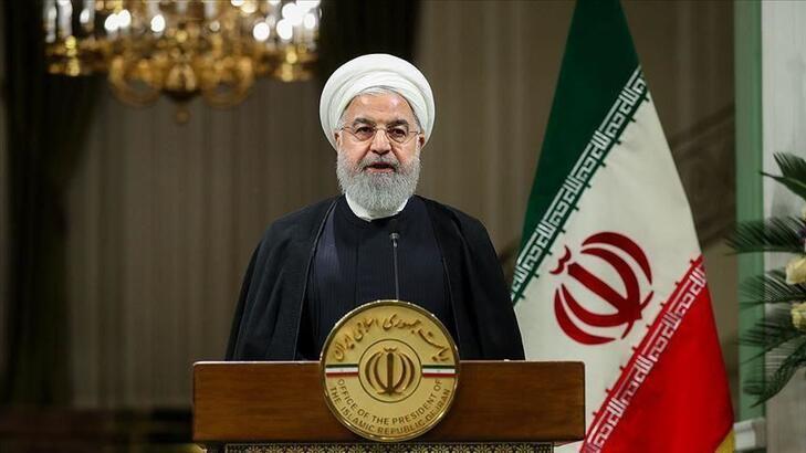 """İran Cumhurbaşkanı Ruhani: """"53 milyar varil rezerve sahip petrol sahası bulduk"""""""