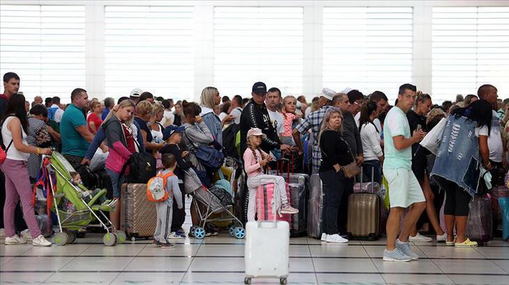 İngiliz turistlerin gözdesi Muğla'da turizmciler gelecek sezondan umutlu