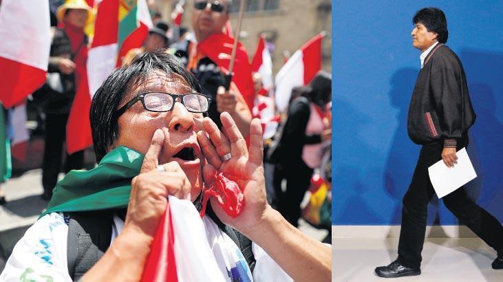 Bolivya'da neler oluyor?