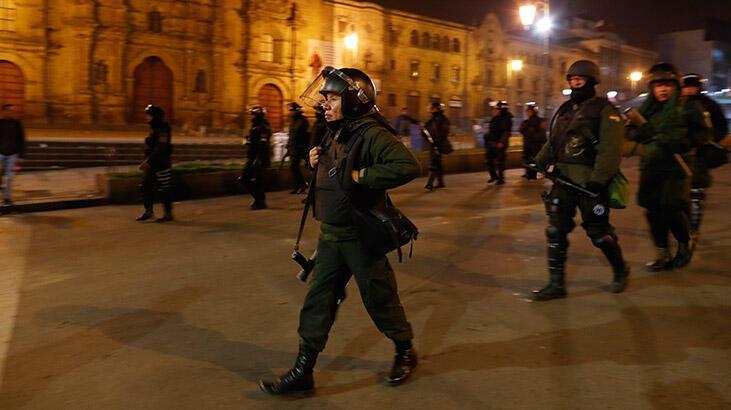 Son dakika: Bolivya'da sular durulmuyor... İstifa etti!