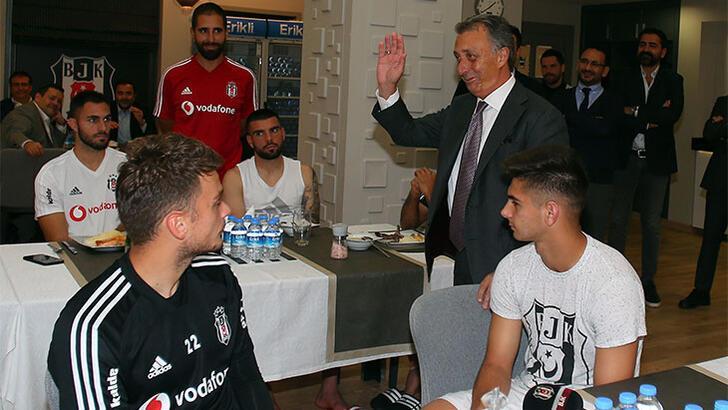 Beşiktaş'ta futbolculara prim dopingi