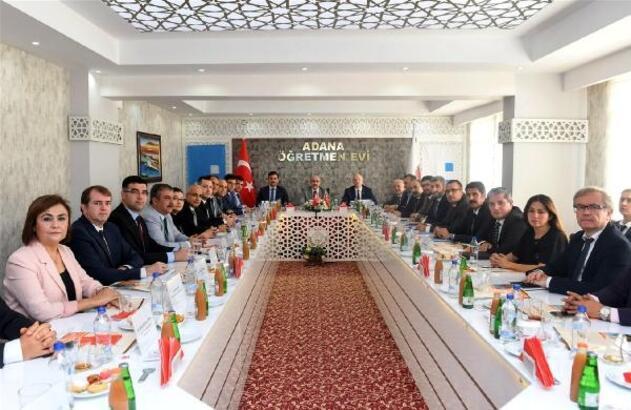 Vali Demirtaş: İstihdam gücünün arttırılması için her türlü çalışmayı desteklemeye hazırız