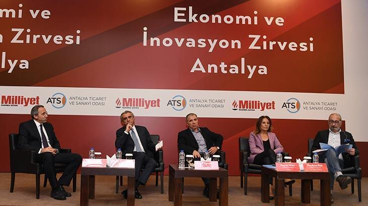 ATSO ve Milliyet'ten Ekonomi ve İnovasyon Zirvesi