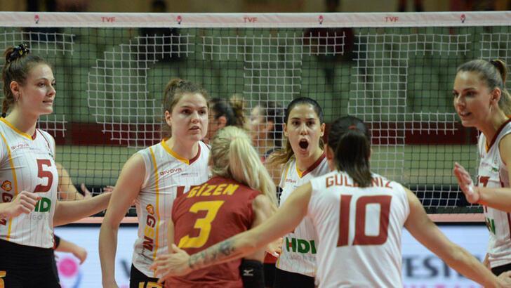 Türk Hava Yolları-Galatasaray HDI Sigorta: 2-3