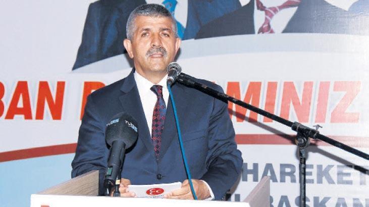 MHP İzmir'de dört atama