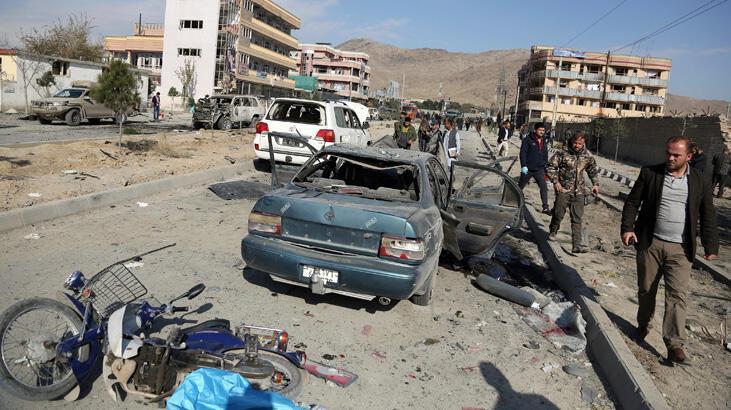 Son dakika... Afganistan'da bomba yüklü araç patladı: Çok sayıda ölü ve yaralı