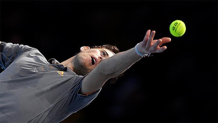 ATP Finalleri'nde Thiem, Djokovic'İ yendi