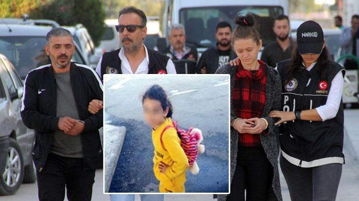 9 yaşındaki kızın sırt çantasından bonzai çıktı!