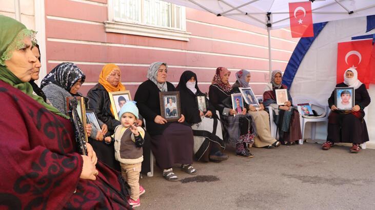 HDP önündeki eylemde 72'nci gün