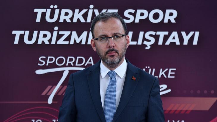Bakan Kasapoğlu: EURO 2020'nin anahtarını alacağız