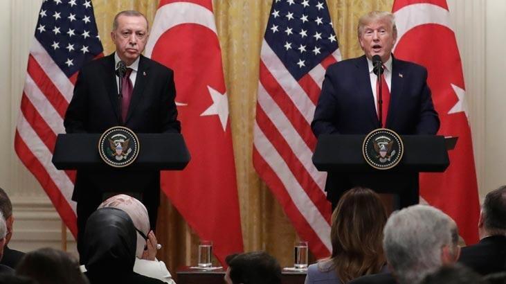 Son dakika | Beyaz Saray'da Türkiye-ABD zirvesi... Erdoğan ve Trump'tan ortak basın açıklaması