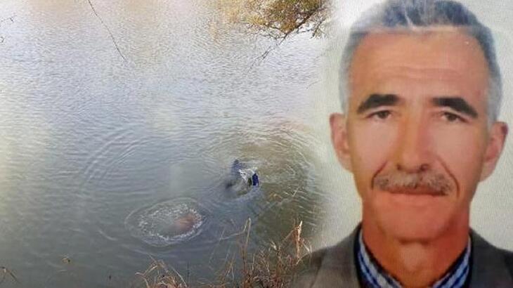 4 gündür kayıp olan nakliyecinin Kızılırmak'ta cesedi bulundu!