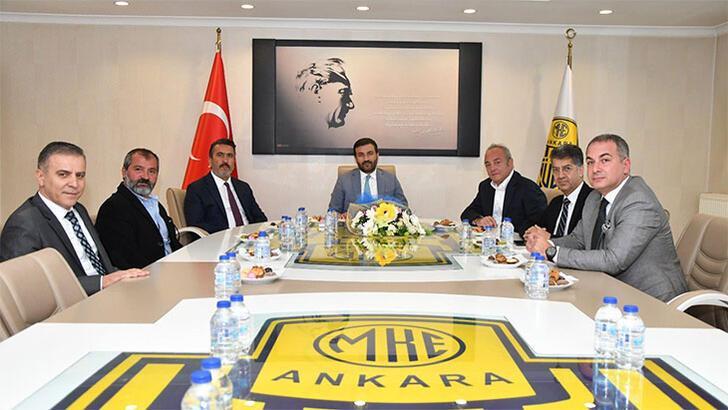 Gençlerbirliği'nden MKE Ankaragücü'ne ziyaret