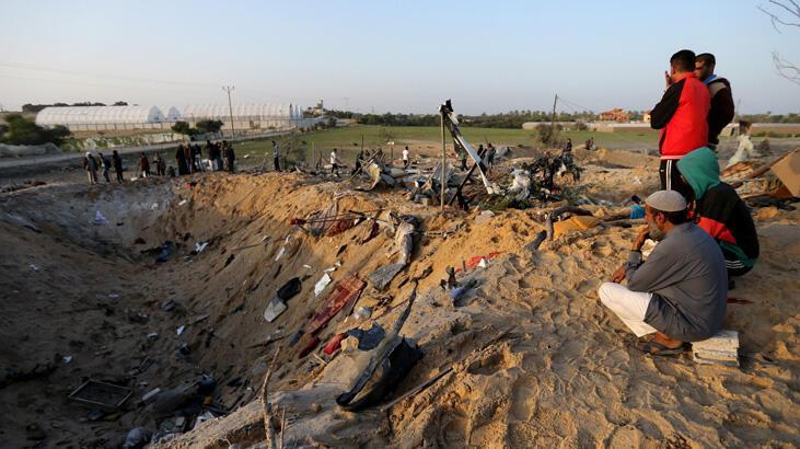İsrail'in Gazze saldırılarında can kaybı artıyor