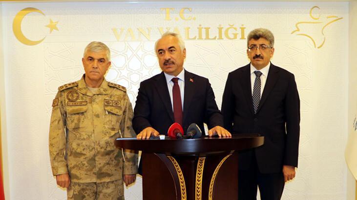 İçişleri Bakan Yardımcısı Ersoy: 'Operasyonlarımız kararlılıkla devam edecek'